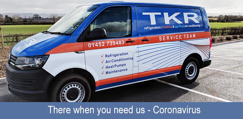 There when you need us – Coronavirus