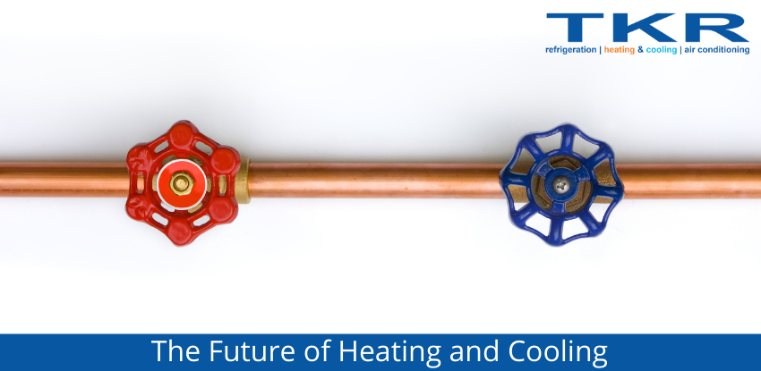 The Future of Heating and Cooling your Home